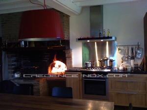 Le blog d coration de cr dence inox page 2 sur 7 - Credence cuisine alu ou inox ...