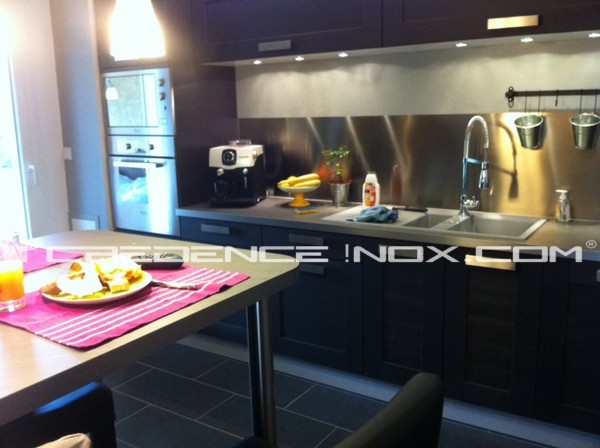 Cr Dence Forme Menuetto Le Blog D Coration De Cr Dence Inox