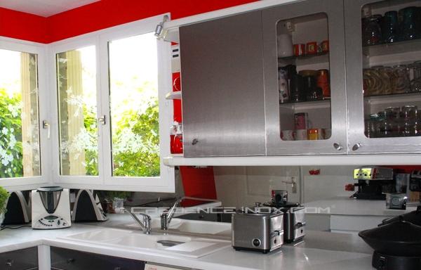 r nover sa cuisine quelle couleur choisir tout savoir sur la cr dence et le plan de. Black Bedroom Furniture Sets. Home Design Ideas