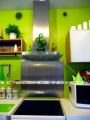 R nover sa cuisine quelle couleur choisir le blog d coration de cr dence inox - Choisir la couleur de sa cuisine ...