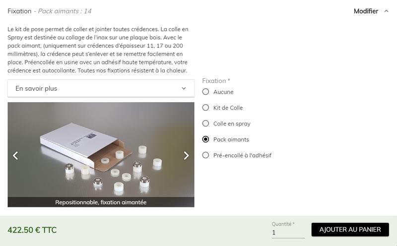 Crédences Plans Inox Archives Tout Savoir Sur La Crédence