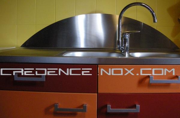 Gamme le blog d coration de cr dence inox for Miroir inox incassable