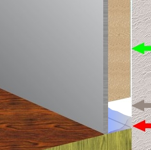 j 39 ach te credence inox ou je prends une t le tout savoir sur la cr dence et le plan de. Black Bedroom Furniture Sets. Home Design Ideas