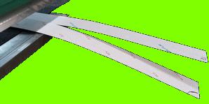 Comparaison de la raideur de l'inox 304L